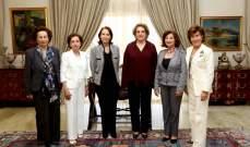 اللبنانية الاولى تدعو الى تضافر الجهود لرفع مصاف العمل الانساني