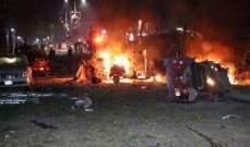 وزير داخلية المالديف:إصابة الرئيس السابق اثر الانفجار قرب منزله لا تهدد حياته