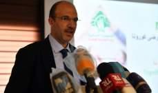 وزير الصحة افتتح قسم الكورونا في مستشفى رياق: لتوزيع عادل ومسؤول لكل الهبات