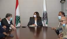 إجتماع في وزارة الدفاع حول أوضاع النقل البري في لبنان