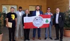 النادي البولوني العربي للثقافة بحث مع الأمانة العامة للمدارس الكاثوليكية مشروع دعم المدارس الخاصة