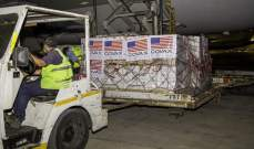 سلطات أميركا تبرعت لمصر بـ1.6 مليون جرعة من لقاح