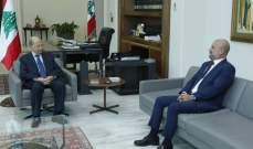 ابي رميا: التحضير لمؤتمر في لبنان حول مكافحة الفساد بمشاركة فرنسية