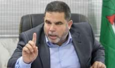 """قيادي في حماس: وفدا """"فتح"""" و""""حماس"""" توصلا إلى نقاط مشتركة"""
