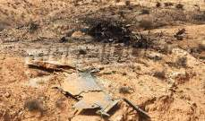 تحطم طائرة عسكرية تونسية جنوبي البلاد وأنباء عن مقتل قائدها