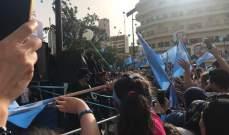 الحريري:أهالي صيدا يستحقون العمل من أجلهم وسنكمل مشوارنا بالإنماء والإعمار