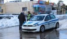 مقتل شخصين في إسبانيا بسبب الثلوج والأمطار