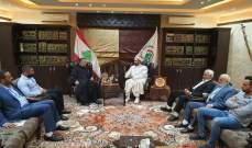 الشيخ القطان التقى الأب بوعبود: لبنان لا يقوم إلا بجناجيه المسلم والمسيحي