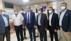 حسن افتتح قسم كورونا بمستشفى المياس: لتنخرط كل المؤسسات الاستشفائية بمواجهة الوباء