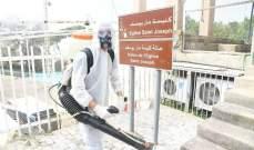 كنعان: نعمل لتأمين مستلزمات كشف عوارض الوباء للبلديات