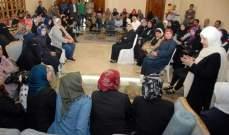 الحريري استقبلت المفتي سوسان ووفداً كبيراً من عائلات محكومي أحداث عبرا