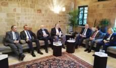 نواب طرابلس عقدوا اجتماعاً للبحث بالاوضاع المستجدة على كافة المستويات
