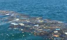 المفتشة العامة الصحية تفقدت موقع تلوث الشاطئ في ساحل كسروان