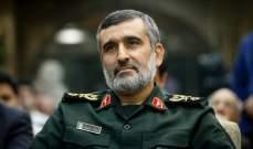 قائد بالحرس الثوري: إيران بأعلى مستوى من الجهوزية العسكرية وذلك ما يقلق الأعداء