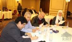 مؤسسة رينه معوض نظمت ورشة عمل حول تعزيز التواصل بين البلديات والمجتمع المحلي