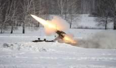 الأمواج تلقي بـ4 صواريخ سويدية على الساحل القريب من منتجع روسي