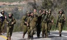 الجزيرة: الجيش الاسرائيلي يطلق النار على 4 فلسطينيين قرب الحدود مع غزة