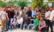 المقدح يستقبل وفدا من لجنة قاطع السكة: لتعزيز التواصل والدعم
