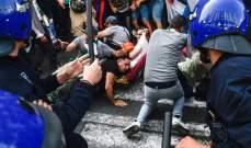 الشرطة الجزائرية تحقق في تعرّض متظاهرين للضرب من قبل الأمن