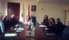 جريصاتي يثني على جهود البنك الدولي من أجل البيئة في لبنان