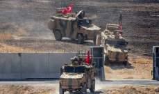 """الدفاع التركية: القضاء على 228 """"إرهابيا"""" منذ انطلاق عملية """"نبع السلام"""" بشمال سوريا"""