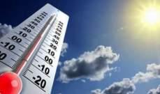 رئيس مصلحة الأرصاد الجوية بالمطار: موجة الحر والجفاف ستنحسر تدريجا بدءا من اليوم