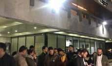 وقفة تضامنية بنقابة المهندسين للمطالبة بتحرير المهندس المخطوف محمد رمضان
