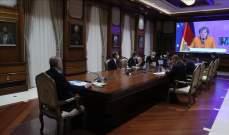 أردوغان دعا الاتحاد الأوروبي لتقديم الدعم المالي والتقني لعودة طوعية للسوريين