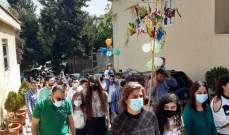 قداديس بمختلف المناطق اللبنانية احتفالاً بأحد الشعانين