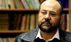 بركة: هناك عمليات تطبيع ممنهجة ترعاها بعض الحكومات العربية