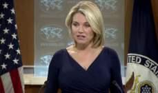 خارجية أميركا: نريد أن يحكم السوريون بلدهم والبقاء بسوريا ليس في خطتنا