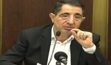 الحاج حسن: شركتا الإتصالات يمكن أن تخفضا بحدود الـ150 مليون دولار من إنفاقهما