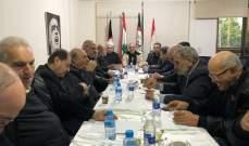 قماطي: ماضون في خط المقاومة وماضون في خط تحرير فلسطين