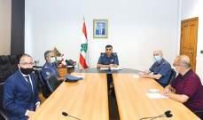 عثمان: الإعتداء على قوى الأمن جرم ولو كان الخطان الأمني والسياسي متلازمين لنهضنا بالبلد