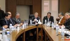 لجنة الإدارة تابعت درس اقتراح قانون تعديل المادة93 من نظام شورى الدولة
