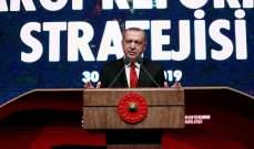 أردوغان: لن نسمح بتضييق حقوق إخوتنا في قبرص