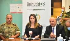 عبد الصمد زارت ووفدا من وزارة الاعلام غرفة الطوارىء المتقدمة