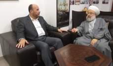 الشيخ حمود: قانون العمل اللبناني المراد تطبيقه على العامل الفلسطيني لن يمر