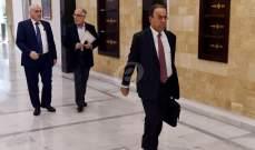 بطيش رحب بإستجابة شقير لطلباته المتكررةبتسعير وبيع بطاقات التشريج بالليرة
