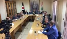 لقاء الأحزاب: تحذيرات السفارات تشكل تدخلا سافرا في الشأن الداخلي اللبناني