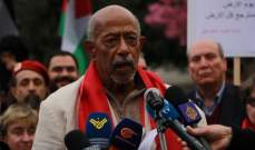 الحزب الشيوعي السوداني: التطبيع لا يمثل الشعب السوداني