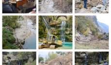 الحركة البيئية ناقشت التعديات على الأملاك العامة النهرية والأثرية ببلدية أفقا