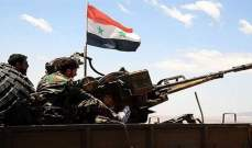 النشرة:  الجيش السوري يواصل عمليته العسكرية في ريف ادلب