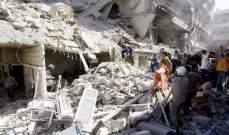 مقتل مدني وإصابة 15 آخرين بسقوط صاروخ على الأبنية السكنية بحي ركن الدين