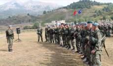 انطلاق مناورات عسكرية في ألبانيا بمشاركة 12 بلدا