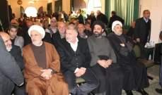 المصري : نتمسك بالوحدة الوطنية فالشرذمة واﻻنقسام هي مقتل للبنان