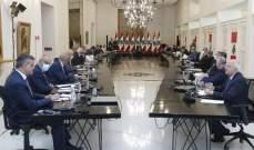 المجلس الأعلى للدفاع: الطلب من الأجهزة الأمنية الإبقاء على جهوزية لعدم السماح بزعزعة الوضع الأمني