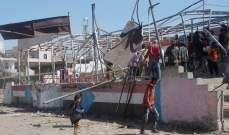 مقتل 10 جنود يمنيين بقصف حوثي بصاروخ باليستي استهدف معسكرا شمال الضالع