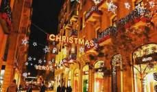 لبنان في قائمة أفضل الدول لتمضية عطلة الأعياد