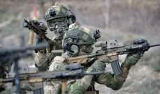 """الدفاع التركية: مقتل  6 إرهابيين من تنظيم """"بي كا كا"""" شمال سوريا"""